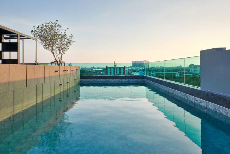 2_B Loft Lite Sukhumvit 115 - Rooftop Swimming Pool